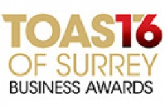 Dunsfold Park sponsors Toast of Surrey Awards
